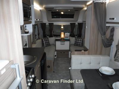 Swift Sprite Major 6 Diamond Pack 2021 Caravan Photo
