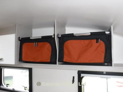 Swift Basecamp Standard 2022 Caravan Photo