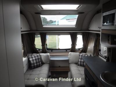 Swift Sprite Alpine 4 Diamond Pack 2022 Caravan Photo