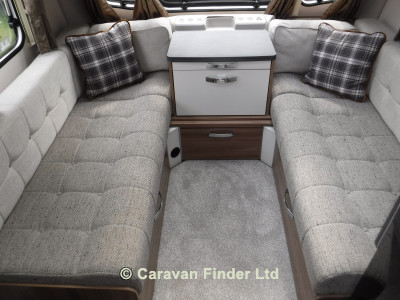 Swift Sprite Major 4 EB 2022 Caravan Photo
