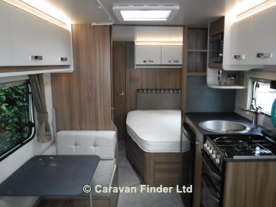 Swift Sprite Quattro EW 2022 Caravan Photo